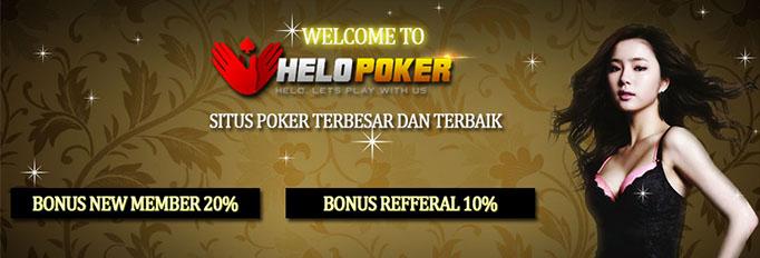 Bonus QQ Poker Online